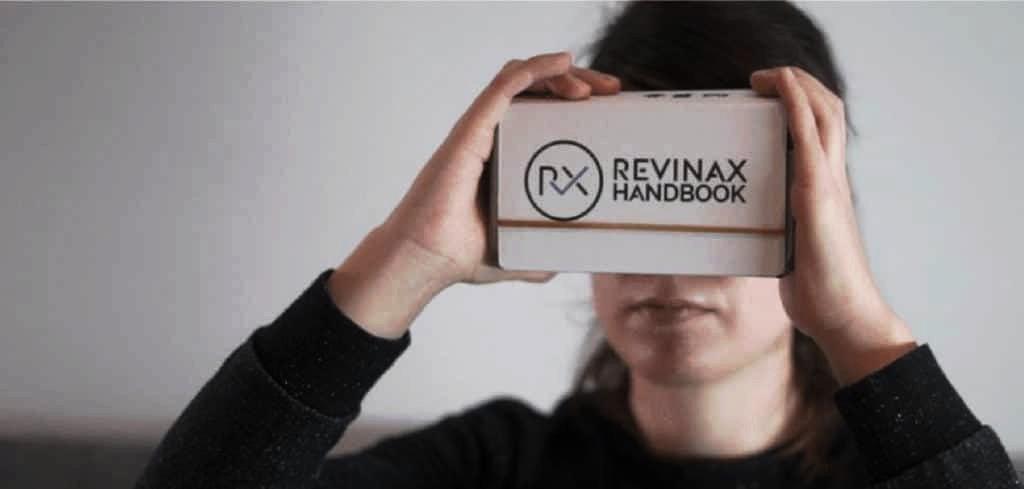 utiliser cardboard revinax