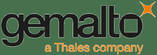 Logo Gemalto Thales